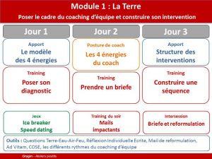 nrgy formation coach Cdeq module Terre